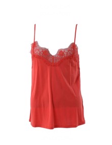Samsøe Samsøe Slip Top 6202 Red