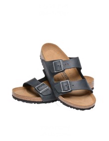 Birkenstock BS Arizona Black Herresandal