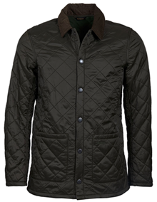Barbour Blinter Polarq Jakke - Sage | Coaststore.dk
