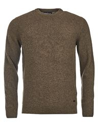 Coaststore.dk Barbour Patch Crewneck Sweater Army