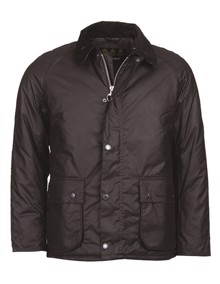 Coaststore.dk Barbour Strathyre Wax Jakke Sort