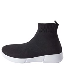 Bianco Footwear Knit Hightop Sneakers | Coaststore.dk