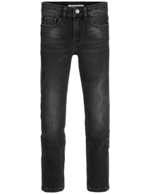 Calvin Klein Jeans Skinny Rickety Jeans - Black Stretch | Coaststore