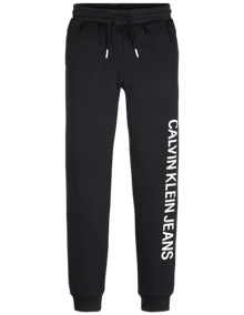 Calvin Klein Jeans Soft Fleece Sweatpants - Black | Coaststore
