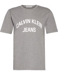 Calvin Klein Jeans Curved Varsity T-shirt | Coaststore.dk