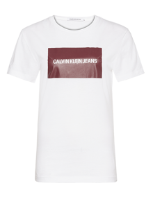 Coaststore_Calvin_Klein_Women_Box_Regular_Tshirt_White