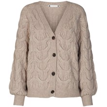 Co'couture Jenesse Cable Cardigan
