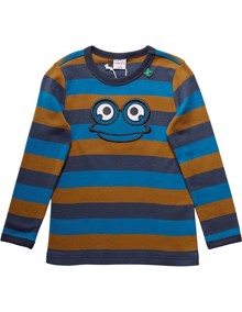 Freds World Hello Boy Baby Bluse - Midnight | Coaststore.dk