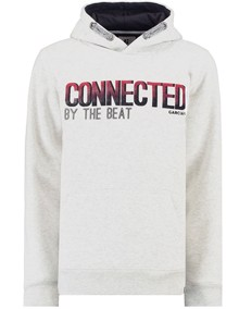 Garcia Kids Connected Sweatshirt - White Melee | Coaststore.dk