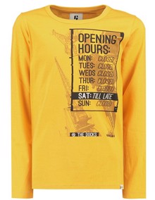 Garcia Kids Long Sleeve T-shirt - Golden | Coaststore.dk
