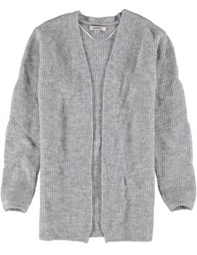 Garcia Kids Cardigan - Grey Melee | Coaststore