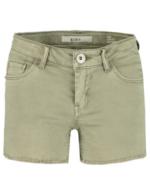 Garcia Kids Green Leaves Shorts | Coaststore.dk