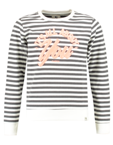 Garcia Kids Striped Long T-shirt | Coaststore.dk