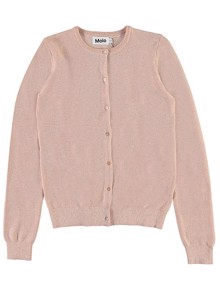 Molo Georgina Cardigan - Powder | Coaststore