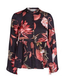 Coaststore Mos Mosh Aretha Scala Bluse Blomsterprint