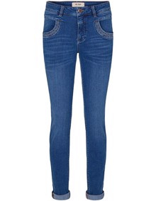 Mos Mosh Naomi Core Lux Jeans - Regular Blue | Coaststore