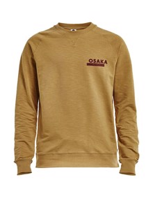 Coaststore.dk NN07 Canyon Sweater Light Brown