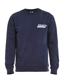 Coaststore.dk NN07 Canyon Print Sweater Navy