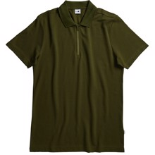 NN07 Paul Zip Polo T-shirt
