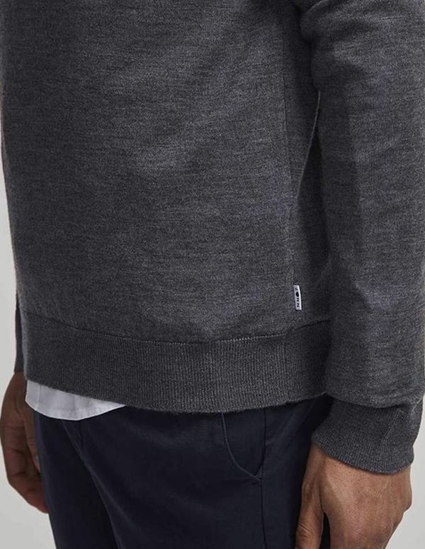 908 ANTRACITE GREY Ted Jumper  NN07  Strik