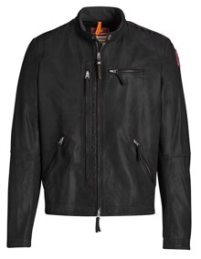 Parajumpers Justin Leather Jakke | Coaststore.dk