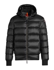 Parajumpers Pharrell Sheen Bomberjakke Sort