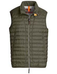Parajumpers Sully Daytripper Vest - Military | Coaststore