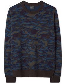Paul Smith Camouflage Strik - Multicolored | Coaststore.dk