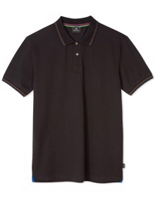 Paul Smith Colored Tip Polo T-shirt | Coaststore.dk
