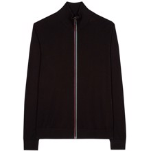 Paul Smith Sports Stripe Zip Cardigan