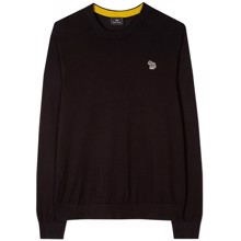 Paul Smith Zebra Logo Sweater