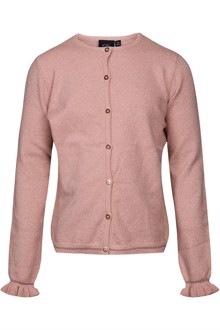 Petit By Sofie Schnoor Elektra Cardigan - Light Rose | Coaststore