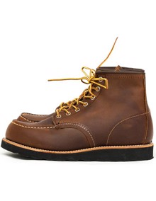 Red Wing Classic Moc Toe Støvler - Copper Rough & Tough | Coaststore