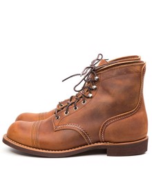 Red Wing Iron Ranger Støvler - Copper Rough & Tough | Coaststore