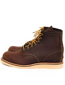 Red Wing Shoes Rover Støvler - Copper Rough & Tough | Coaststore.dk