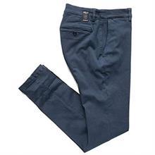 Replay Zeumar Hyperflex Slim Chinos - Blue | Coaststore.dk