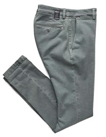 Replay Zeumar Hyperflex Slim Chinos - Military Green | Coaststore.dk