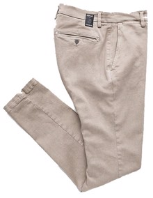Replay Zeumar Hyperflex Slim Chinos - Sand | Coaststore.dk