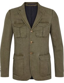 Sand Copenhagen Safari Normal Blazer | Coaststore.dk