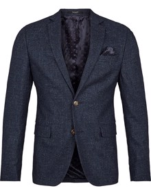 Sand Star Normal Blazer - Blue | Coaststore