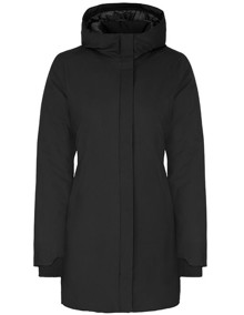 Scandinavian Edition W Coat Jakke - Black | Coaststore