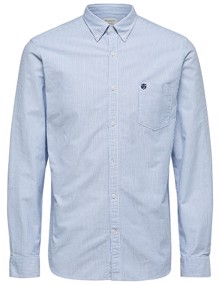 Selected Homme Collect Skjorte - Air Blue | Coaststore.dk