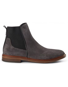 Shoe The Bear Wyatt Støvler - Dark Grey | Coaststore.dk