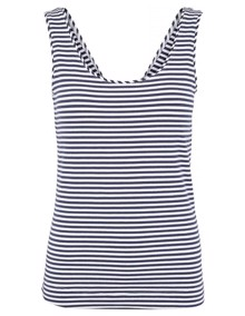 Soft Rebels Elle Stripes Tank Top | Coaststore.dk