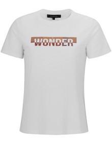 Soft Rebels Wonder T-shirt - Snow White | Coaststore
