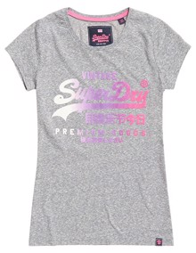 Superdry Premium Goods Side Fade T-shirt