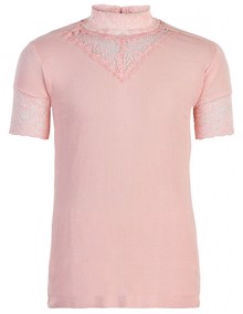 The New Olace T-shirt - Peachskin | Coaststore