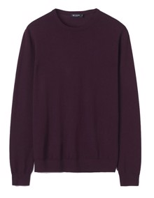 Coaststore.dk Tiger Of Sweden Nichols Pullover Bordeaux