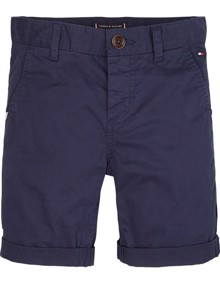 Tommy Hilfiger Essential Chino Shorts - Twilight Navy | Coaststore