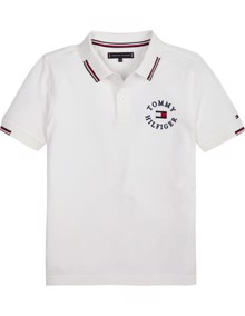 Tommy Hilfiger Kids Badge Polo T-shirt | Coaststore.dk